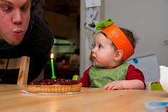 Verjaardagstaart!