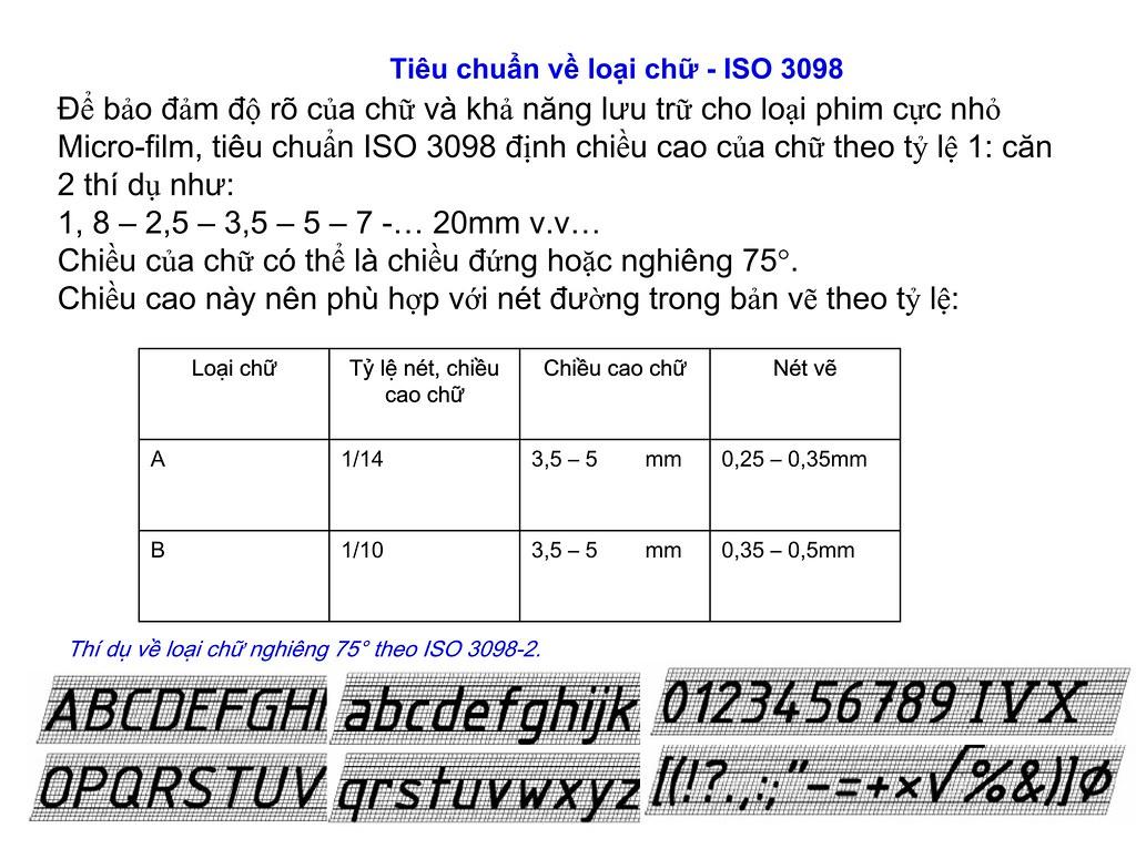 4307845097 713890b414 b Các Tiêu Chuẩn Cơ Bản Trình Bày Bản Vẽ Kỹ Thuật P1