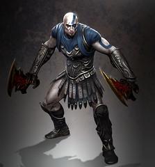 GoW III Morpheus Armor Kratos