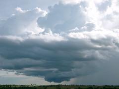 Tempestades de vero / Severe weather (IgorCamacho) Tags: summer brazil cloud storm nature paran weather wall brasil day natureza southern nubes tormenta nuvens vero tempo thunder severe cumulonimbus tempestade severo wallcloud cloudslightningstorms