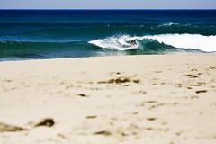 Rob beach reverse (Fergburger) Tags: ocean blue beach canon surf scenic victoria reverse greatoceanroad bodyboard 40d robbiegibson ferguspreston