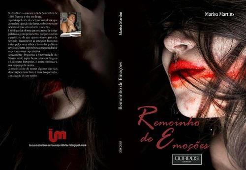 Livro Remoinho de Emoções ©Marisa Martins