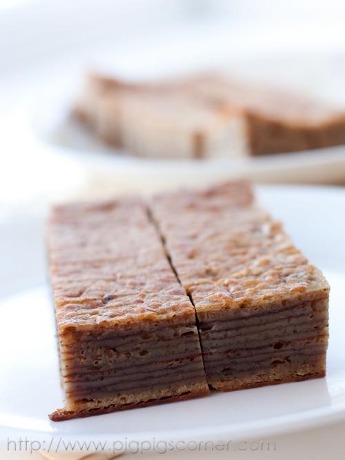 Indonesian layer cake 3
