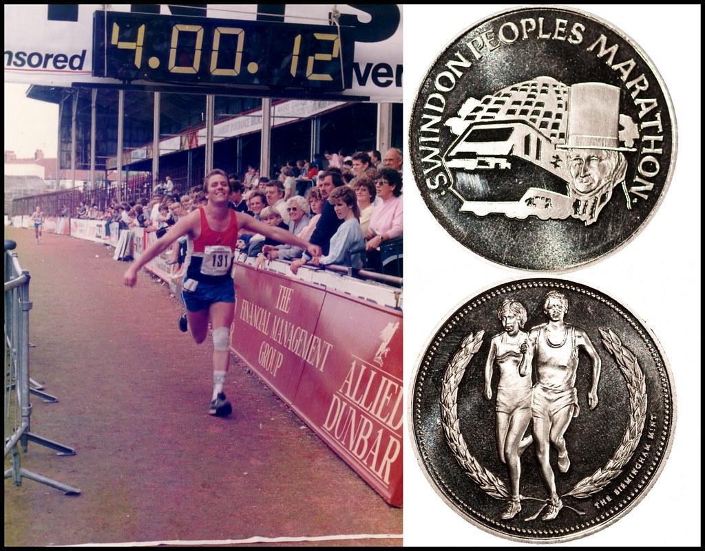 1985 Swindon Peoples Marathon