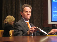 Treasury Secretary Geithner Outlines President's Plans For Job Creation And Economic Growth