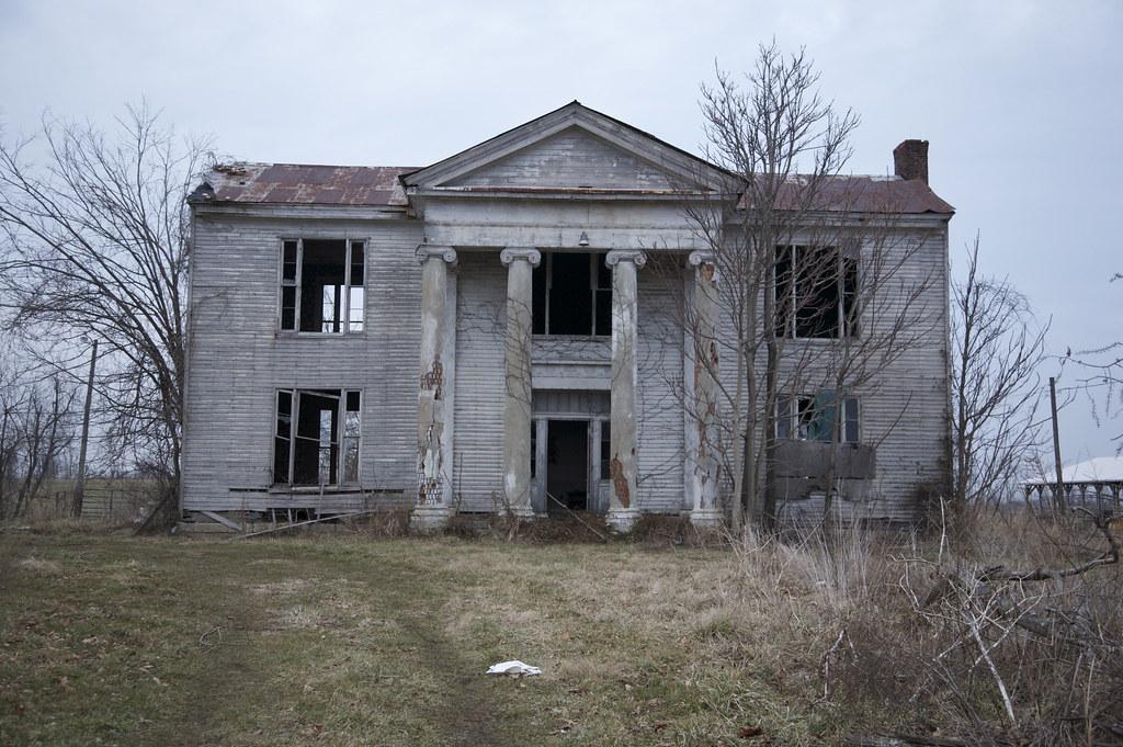 Kentucky Abandoned Farmhouses Urban Life Amp Travel In