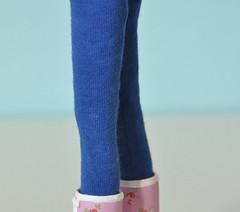 Blythe tights Navy Blue
