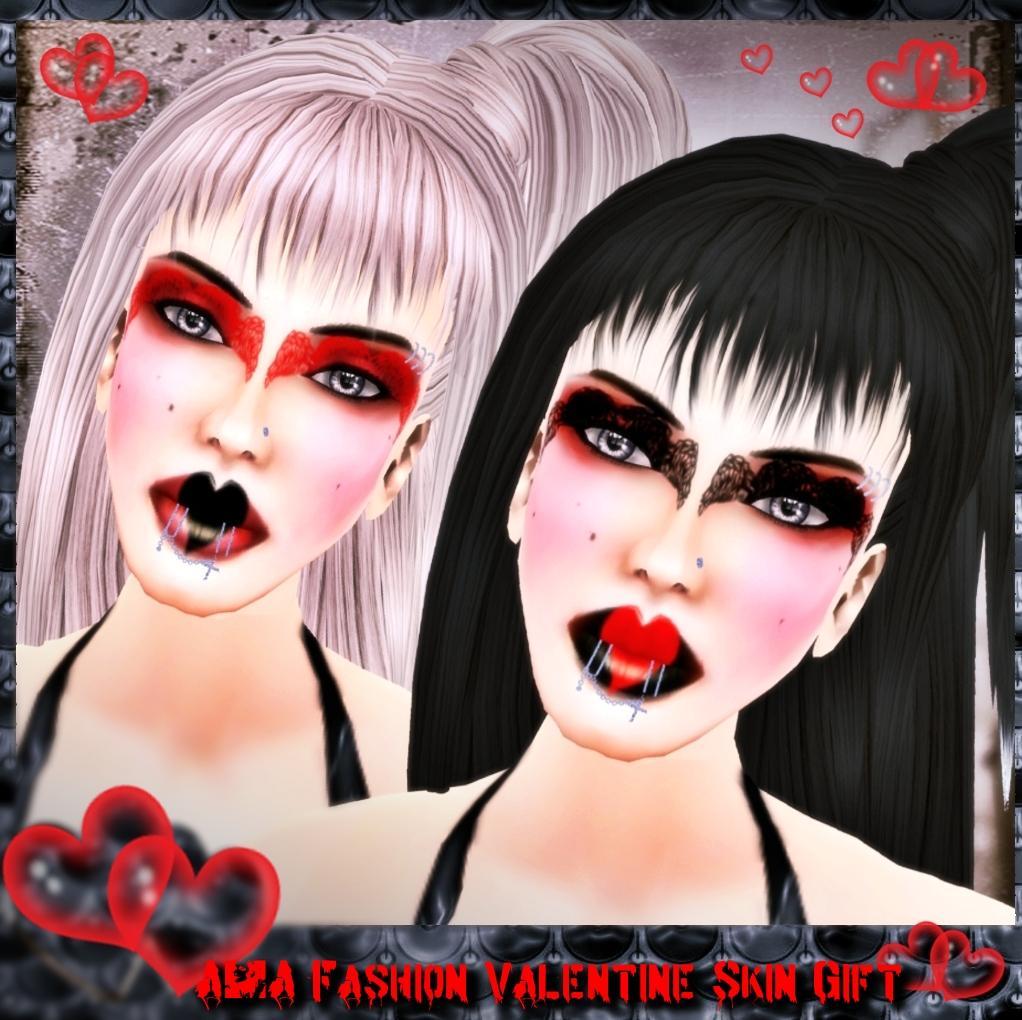 A&A Fashion Valentine Skin G- Gift