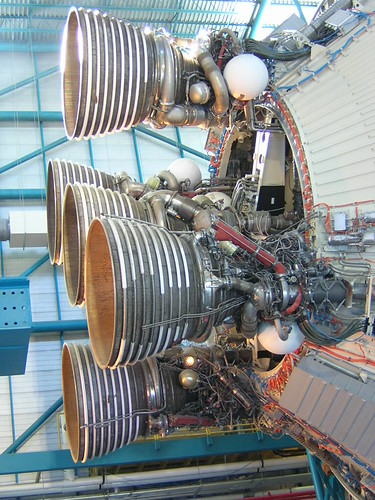 Saturn V Second Stage