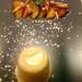 Safran-Parfait mit Orangen-Dattel-Salat