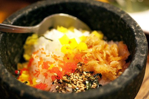 roe rice @ yuraku