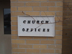 church offices