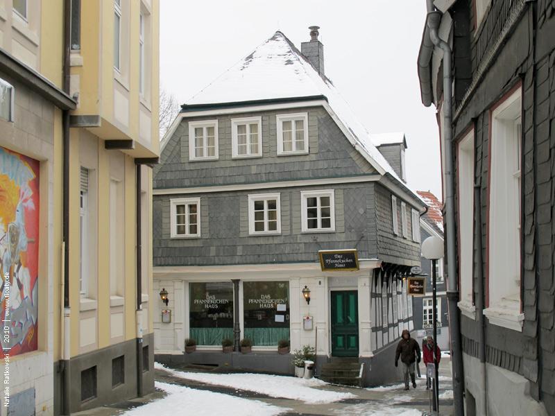 Pfannkuchenhaus, Hattingen