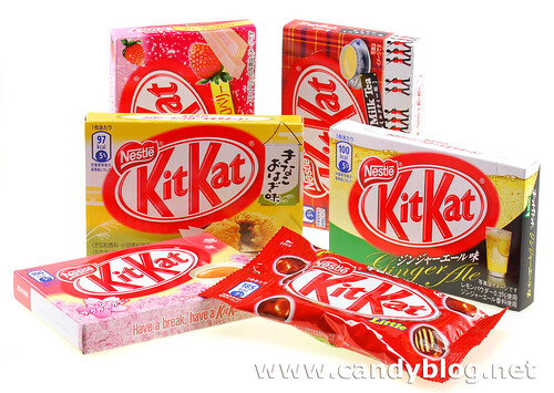 KitKat Assortment 2010