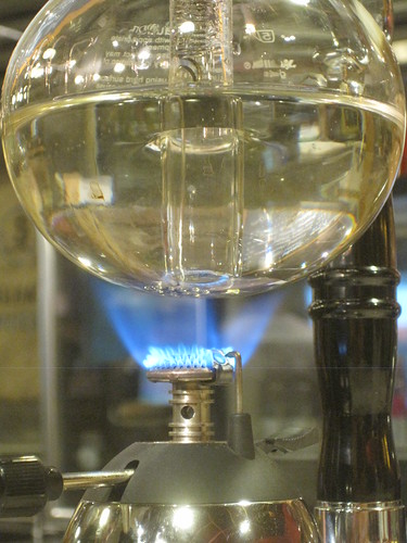 Blue Flame @ Seattle Coffee Works