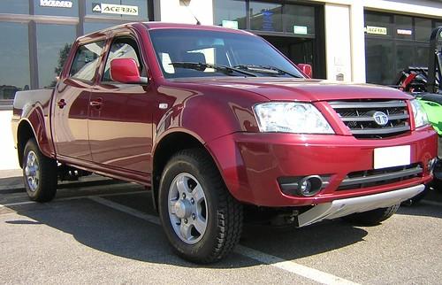 Tata Xenon PickUp Truck