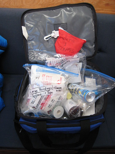 Offshore Medical Kit