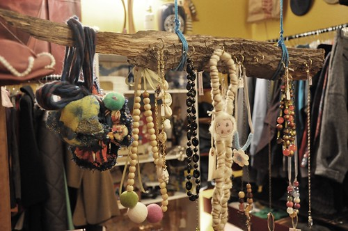 local designers necklaces up for grabs