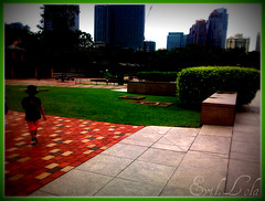 Petronas =] (Laila.96) Tags: park petronas malaysia twintowers kualalumpur