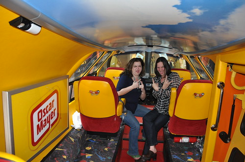 What? The Wienermobile is totally metal.