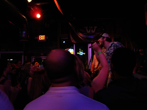 Tin Roof: Chris Weaver Band