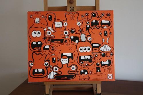 Orange Psycho