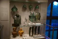 Ancient armour (THoog) Tags: nyc newyorkcity newyork armor armour themet metropolitanmuseumofart armatura armadura armure rüstung thoog