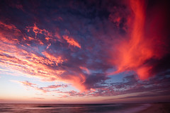 engulfed in flames (-spacegoat-) Tags: seascape landscape perth northbeach wa westernaustralia