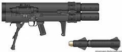 quadmissilelauncher (timberfox15) Tags: weapon guns gu weapons pimpmygun
