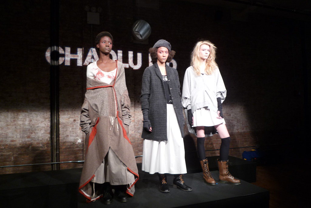 chaolu lab by satoshi hiramoto Japan Fashion Week 2010 in New York