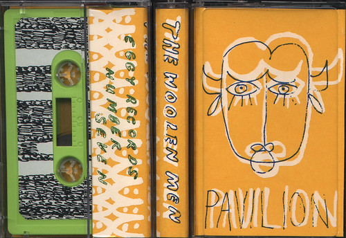 The Woolen Men - Pavilion EP - Eggy Seven