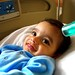 Muhammed Plays In His Room After Surgery!