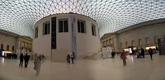 British Museum reading room (nalsa) Tags: autostitch panorama panoramic ghosts britishmuseum lx3