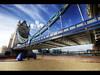 Tower bridge (Kaj Bjurman) Tags: from bridge england london tower towerbridge eos spring 5d below hdr kaj 2010 markii cs4 photomatix bjurman