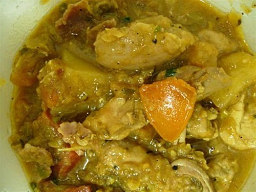 Chicken Stew @ Crafts and Cooking