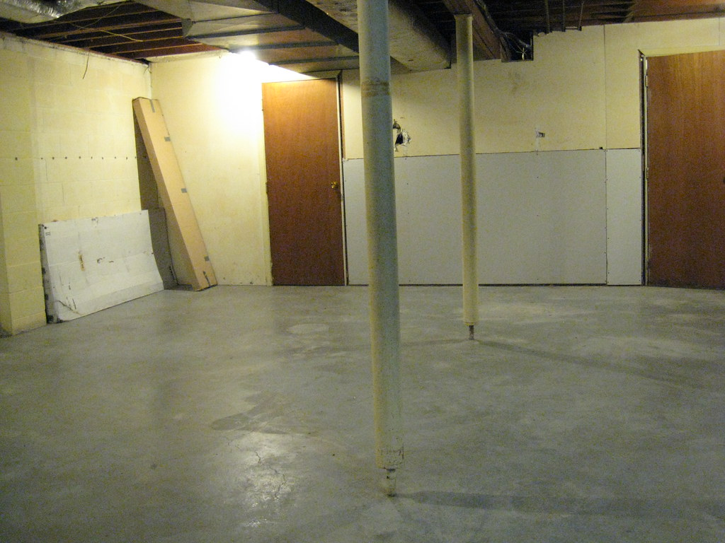 Basement / AFTER