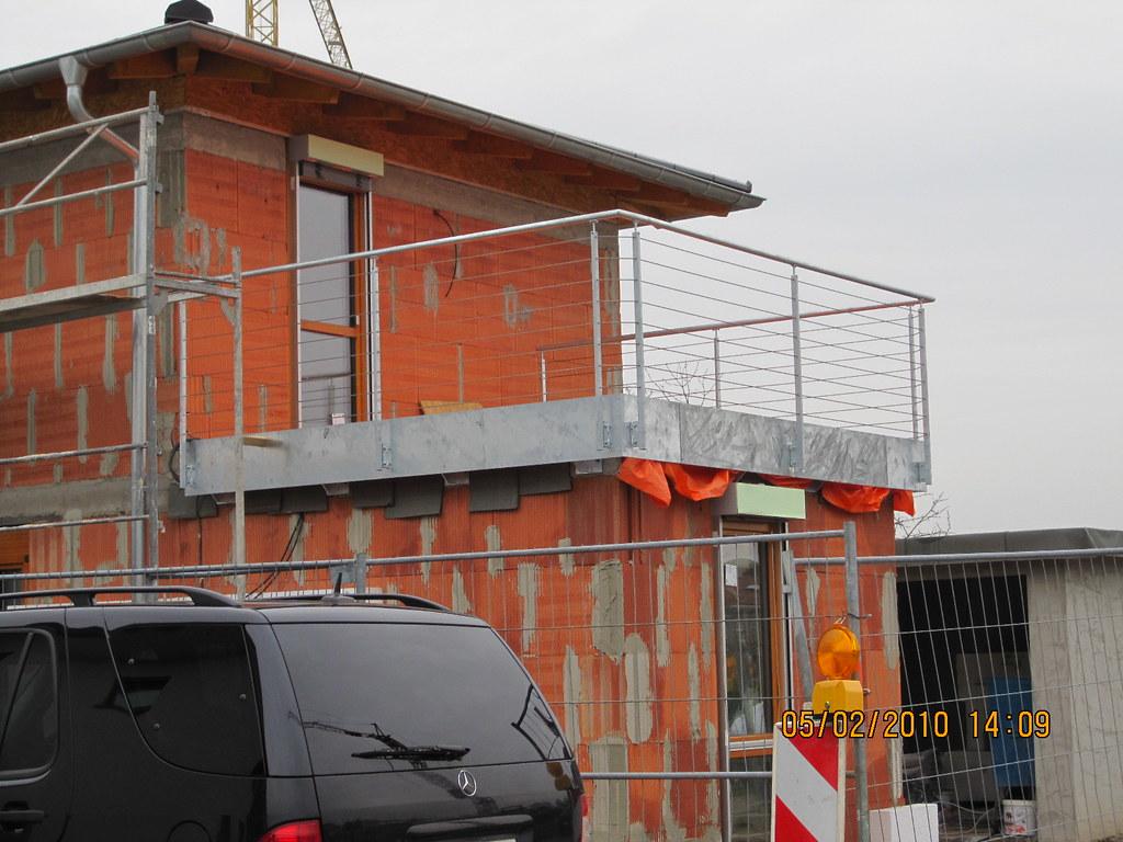 Wunderschön Haus Flachdach Sammlung Von Kfw-60 Ilvesheim () Tags: Telle Holz Glas