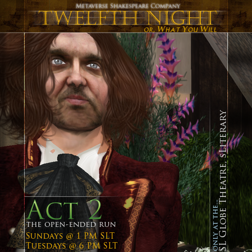 MSC OEP2 Twelfth Night Toby A2S5