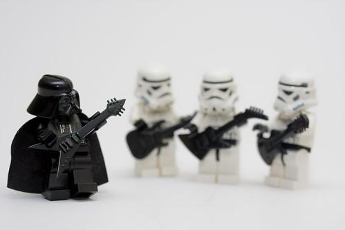 Vader  ROCKS!!