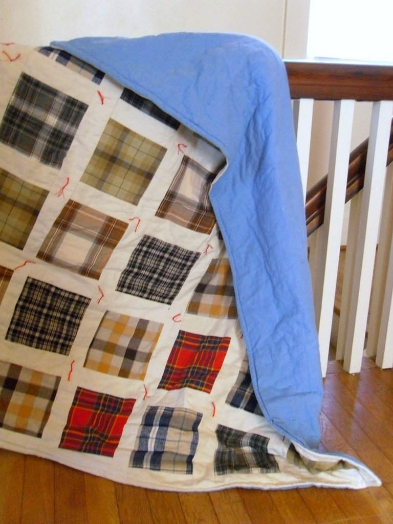 Flannel Quilt Tutorial Hasenfeffer Incorporated