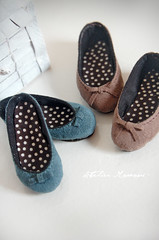 Chibi Unoa Shoes