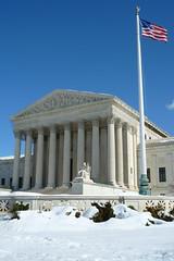 The Supreme Court Building (Aldene.Gordon) Tags: supremecourtbuilding snowzilla snowmageddonwashingtondcsnow2010