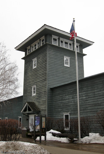 Sleeping Bear Dunes National Lakeshore headquarters-1