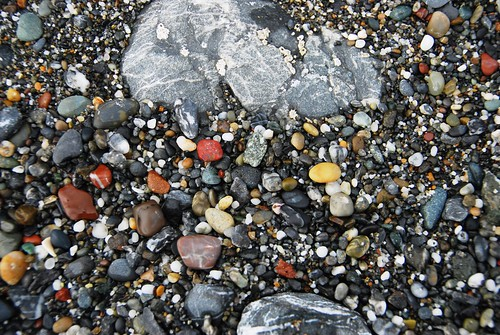 look at those stones.