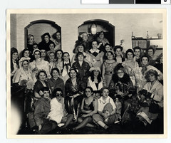 Adath Jeshurun Women's League costume party, M...