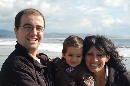 I tre passaporti: Marcello, Matteo e Antonella