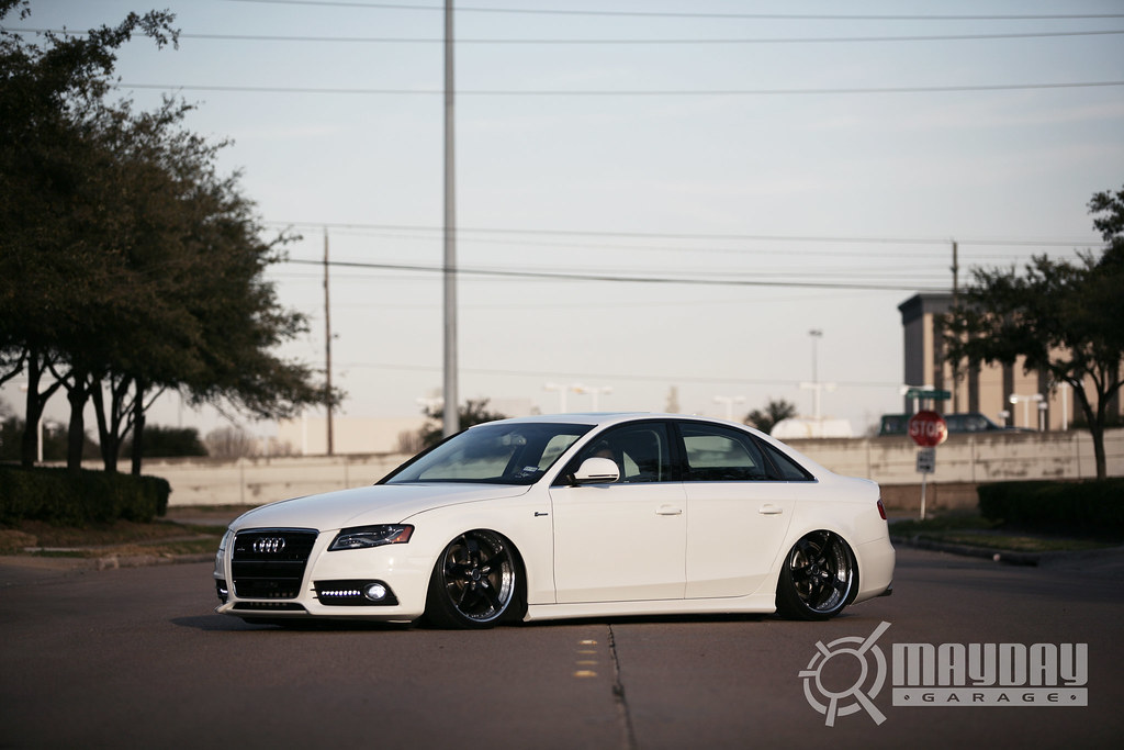 2009 Audi A4 Lowered Pics Page 2