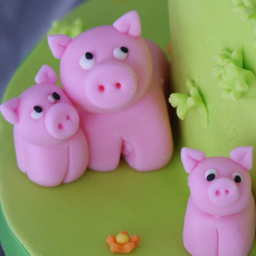 farm piggies