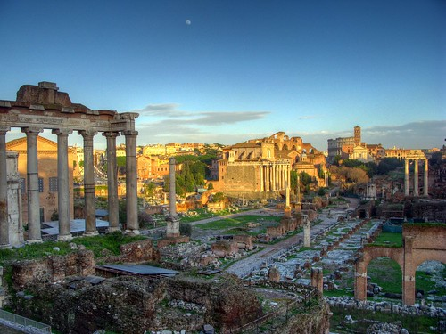 10 views essential in Rome