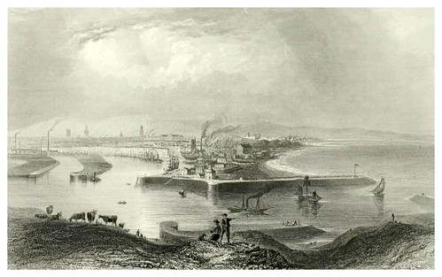009-Aberdeen-The ports, harbours, watering-places, and picturesque scenery of Great Britain 1840